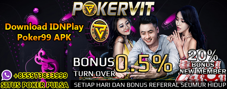 Download IDNPlay Poker99 APK